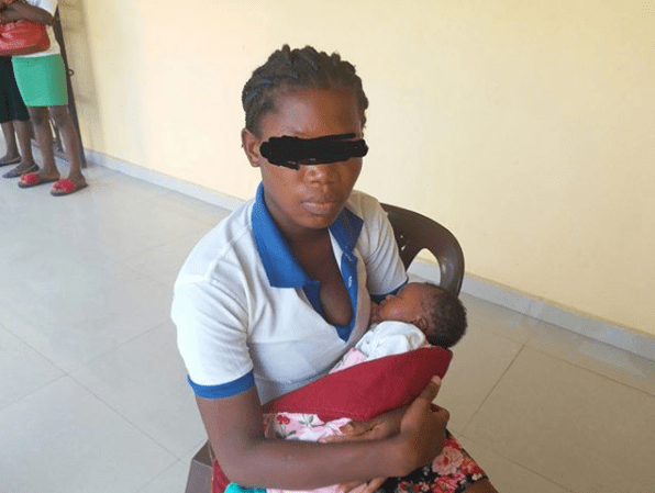 16-Year-Old Girl Gets Back 4-Day-Old Baby Stolen