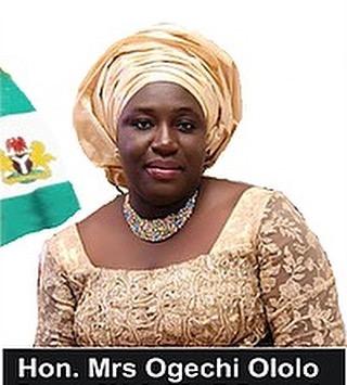 Governor Okorocha swears