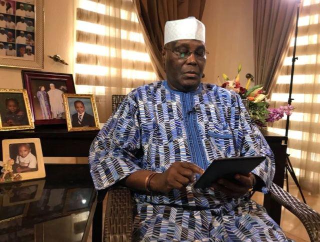 Atiku Abubakar rejoins PDP