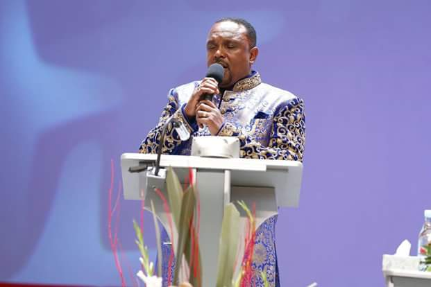Kenyan Bishop Allan Kiuna