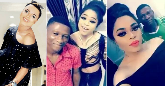 Image result for Bobrisky and Jacob