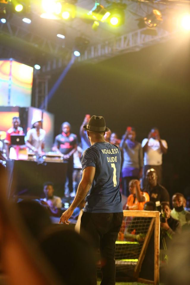 IMG 7702 preview - Davido, Runtown, Mr. P, Niniola, Oritsefemi, 9ice, Olu Maintain, Falz & more Shutdown Barbeach at the Merrybet Celebrity Fans Challenge Event