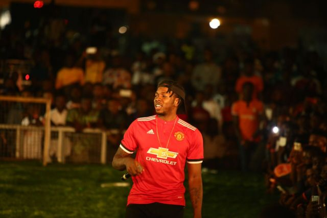 IMG 7770 preview - Davido, Runtown, Mr. P, Niniola, Oritsefemi, 9ice, Olu Maintain, Falz & more Shutdown Barbeach at the Merrybet Celebrity Fans Challenge Event