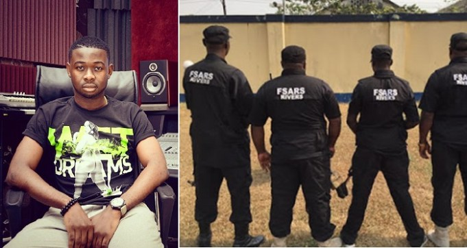 Nigerian Music Producer Sarz Experience SARS