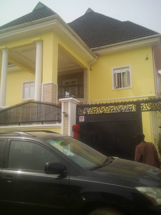Tope Alabi House Dedication 014 - PHOTO: Tope Alabi moves into new  House