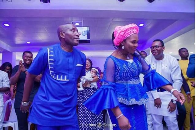 Welcome twins 0 - Nigerian Couple welcome a set of twins after 16 years of marriage