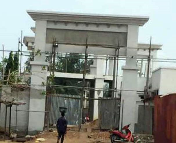 Yahaya Bello mansion7 - Checkout Photos From The Opening Of Gov. Yahaya Bello's New Mansion