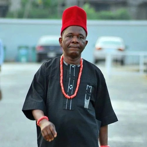 Poor Actor Chiwetalu Agu