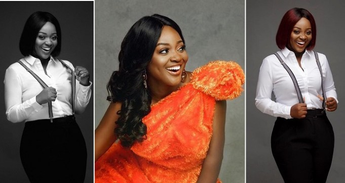 Jackie Appiah Shares Beautiful Photos