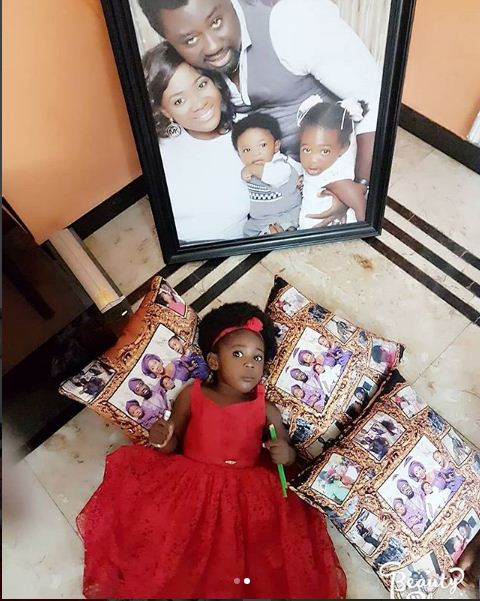 mercy q - Adorable photos of Mercy Johnson's kids as her last born, Angel, turns 2 today.