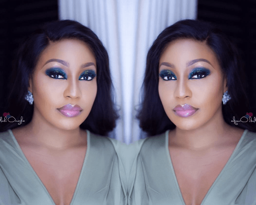 Rita Dominic replies fan