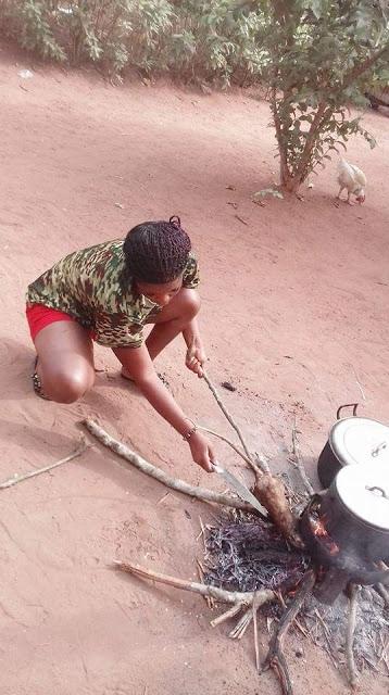 Slay queen hunts Bush Rat