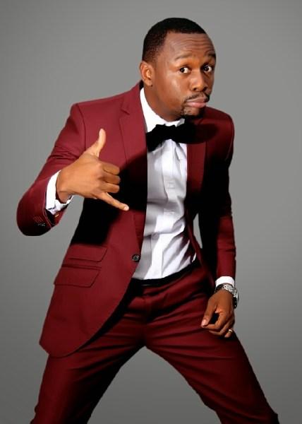 Comedian Ushbebe