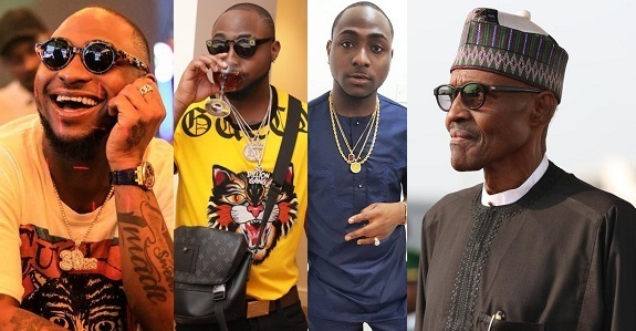 I have phone numbers of 13 Presidents — Davido