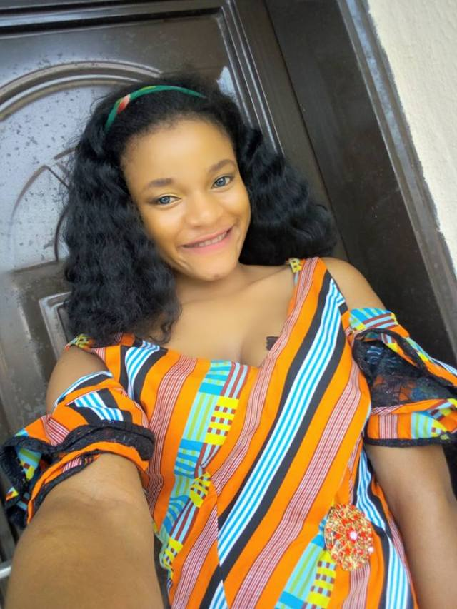 cynthia onyinye okafor gets N305k naira as birthday gift