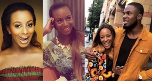 DJ Cuppy throws shade