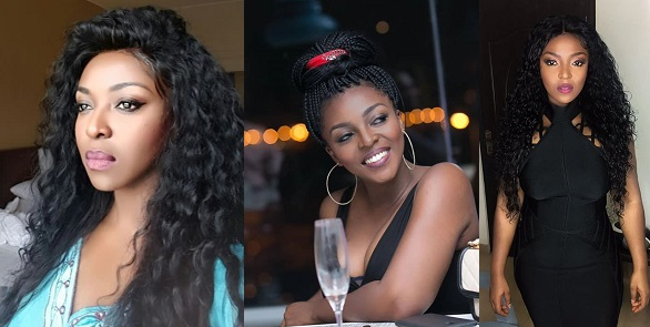 "Image result for ""Don't marry a weak woman, marry a strong woman like me who will beat the hell out of you"" – Actress, Yvonne Okoro advises."