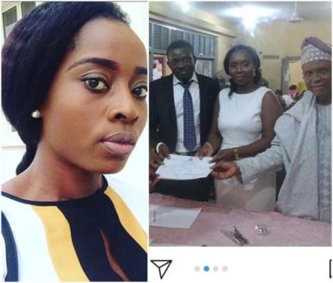 Nigerian Lady whose introduction is next month, calls out Fiance for marrying another