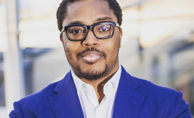 Paddy Adenuga says