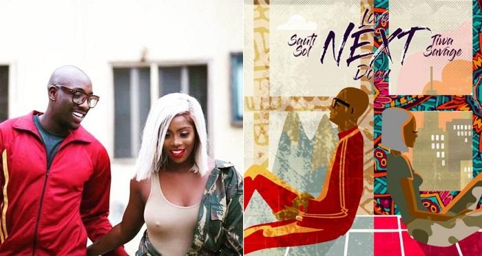 sauti sol feat tiwa savage girl next door  sc 1 st  YabaLeftOnline & VIDEO: Sauti Sol Feat. Tiwa Savage - Girl Next Door - Download mp4 ...