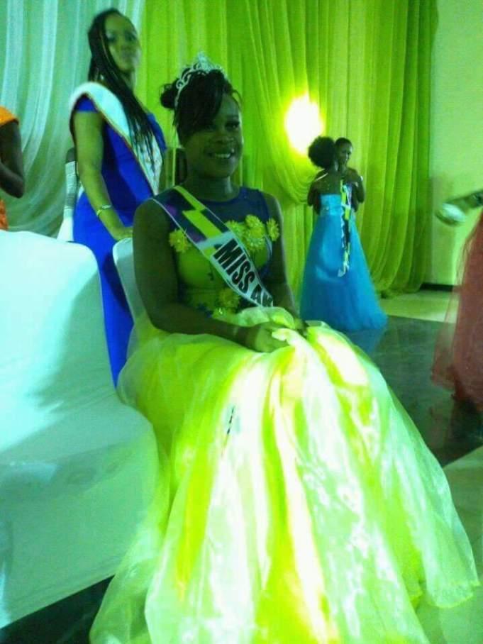 Teen queen dethroned