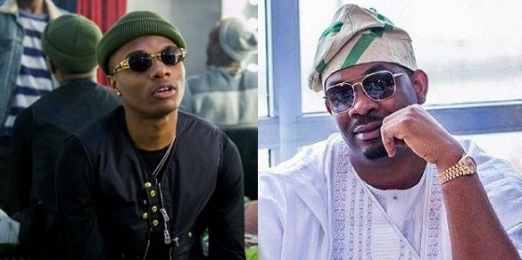 Hilarious Reply Don Jazzy Gave Wizkid After He Asked How The Song 'Booty Call' Was Made.