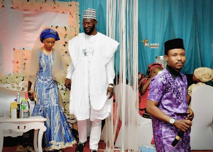 Actor Funky Mallam marries