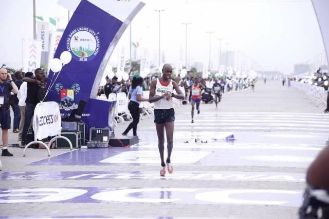 Kiprotich Wins Lagos City Marathon