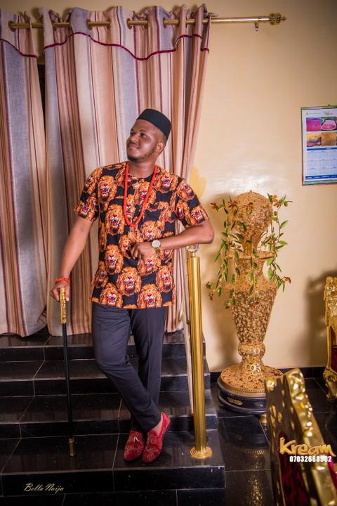 Yoruba Man Dons Isiagu