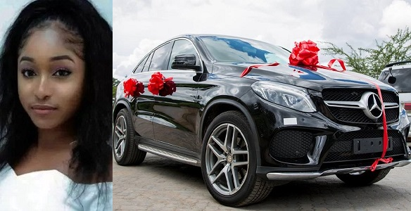 Nigerian Lady, Favour reveals why she rejected a car gift from a married man