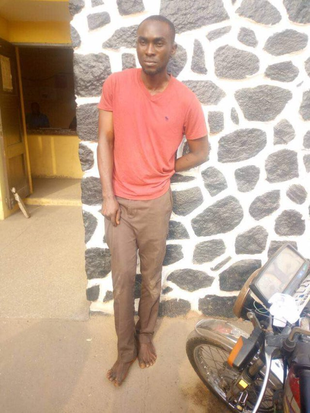 Alleged Unilag serial rapist rearrested