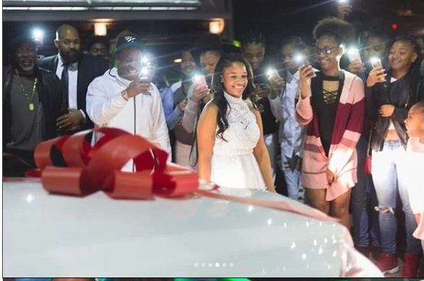Yo Gotti Gifts Daughter New Benz SUV