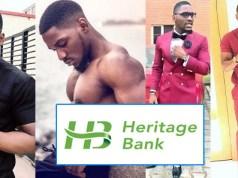 #BBNaija: Heritage Bank Speaks on Relationship with Tobi Bakre