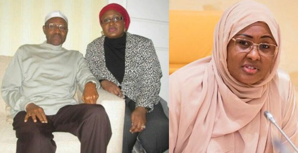 Image result for yabaleft Two Powerful People Are Frustrating My Husband – Aisha Buhari Cries Out