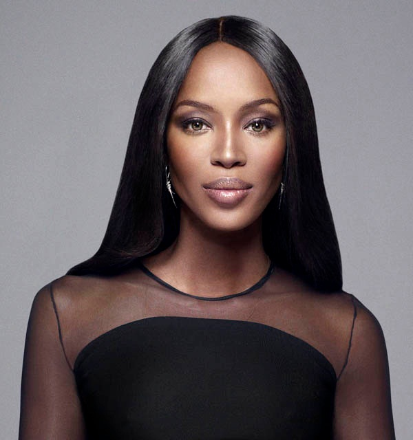 American supermodel, Naomi Campbell has been in Nigeria for a few days and she's making headlines.