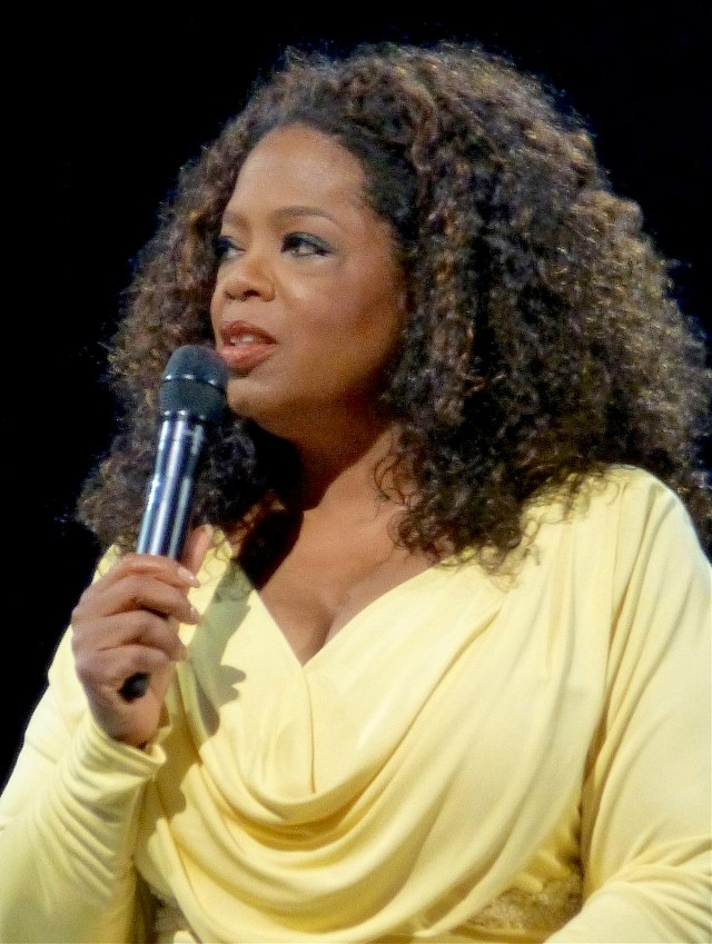 Oprah Winfrey explains