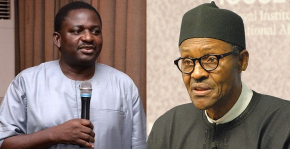 """Presidential aide, Says President Buhari Never said """"all Nigerian youths are lazy''"""