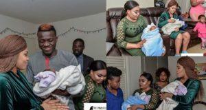 Akpororo twins naming ceremony
