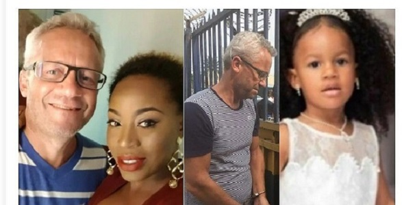 Police charge Alizee husband