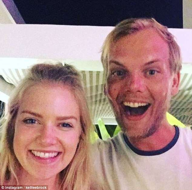 Last photos of Swedish DJ, Avicii, six days before he was found dead