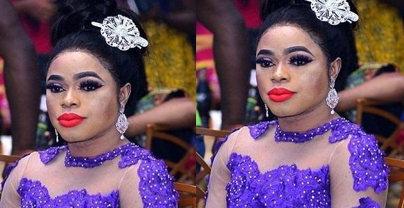 Nigerian self-aclaimed barbie doll