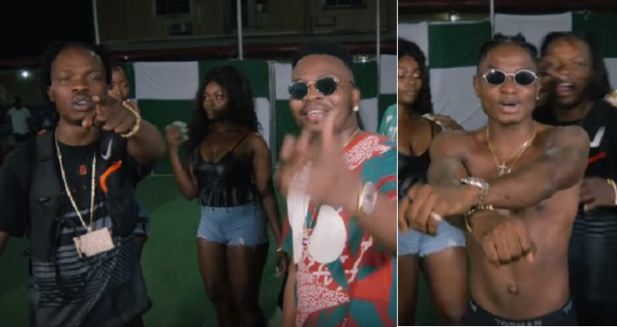 lil kesh and olamide relationship goals