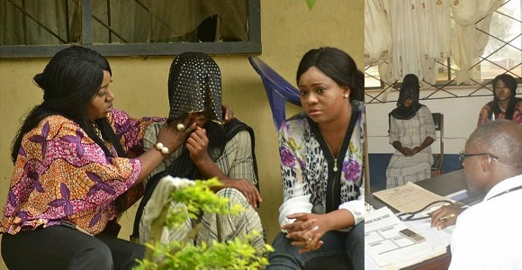 Nigerian Housewife Gang Raped at Gun Point In Presence of Her Husband and Brother