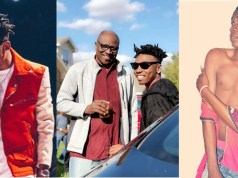 Mayorkun slams cross-dresser