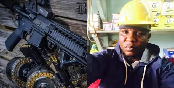 Nigerian man shares photos
