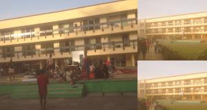 Unilag students