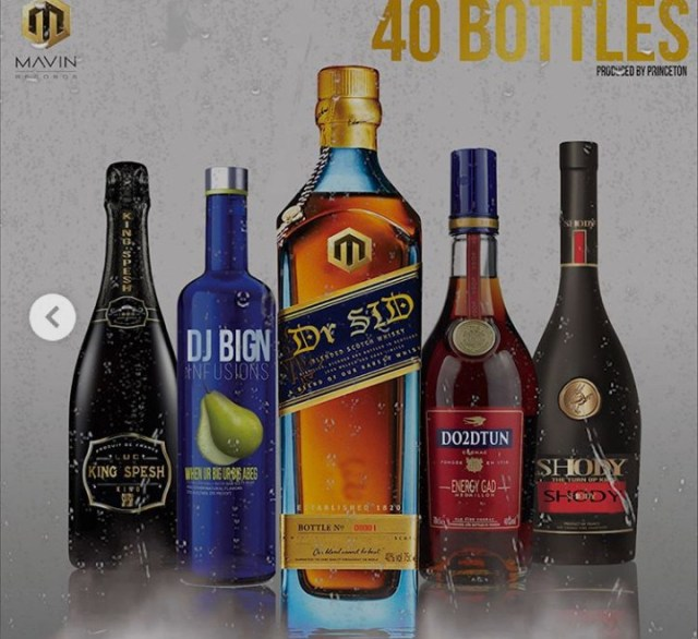 40 Bottles By Dr Sid