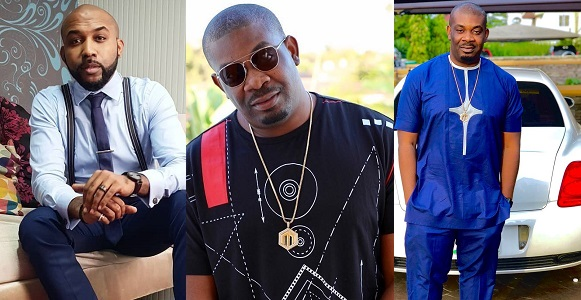 "Marriage: ""Joining you soon bro"" — Don Jazzy tells Banky W"