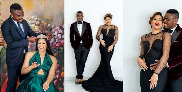 African nations cup winner, Emenike Set To Marry Former Beauty Queen (Photos)