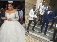 Emenike & Iheoma Nnaji wedding